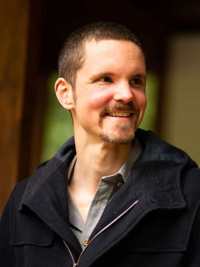 Profielfoto van Marc van Heyningen, mindfulnesstrainer en coach.