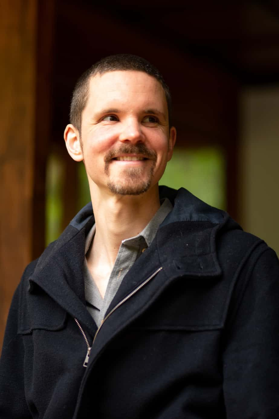 Compassietrainer Marc van Heyningen.