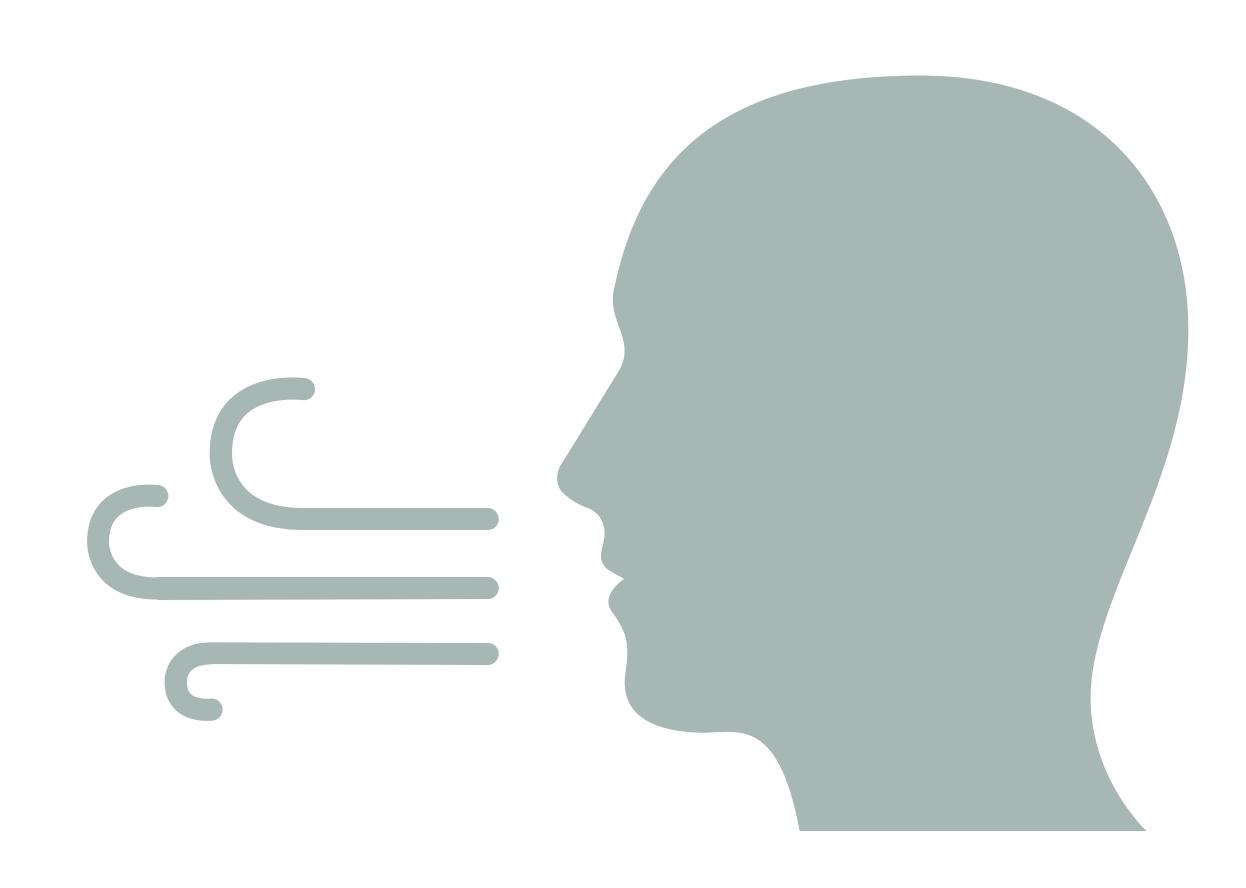 Ademhalingsoefeningen kunnen een weg zijn naar meer rust in je hoofd.
